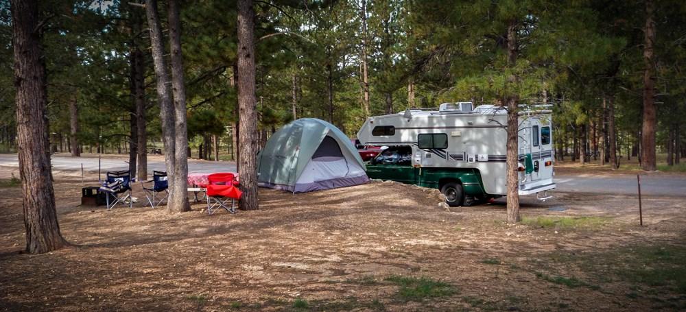 camping sauvage en Italie