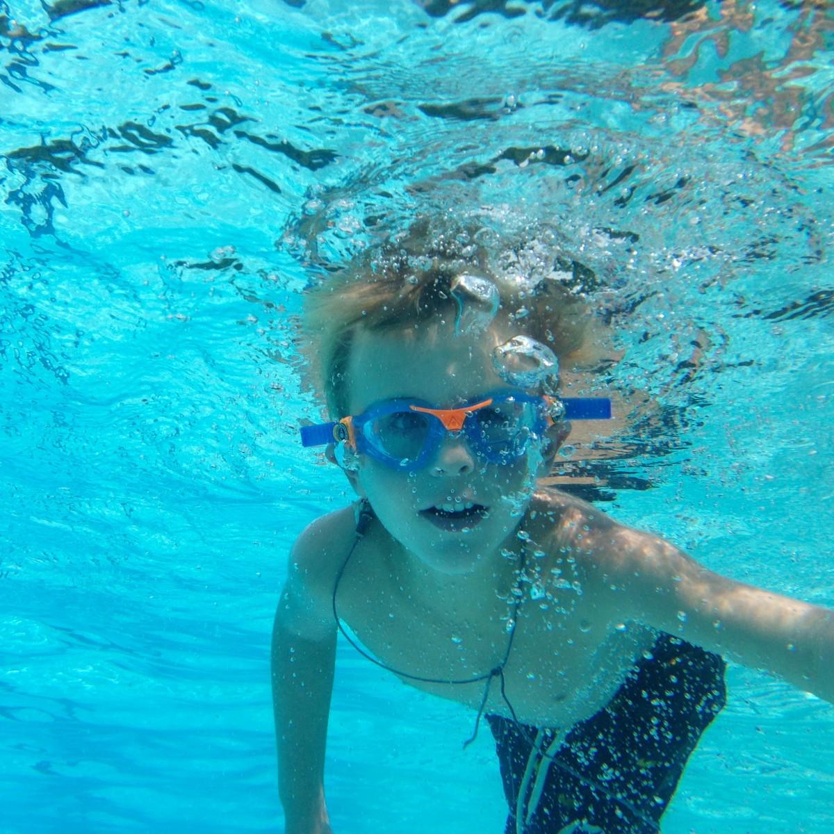 se baigner à Aoste
