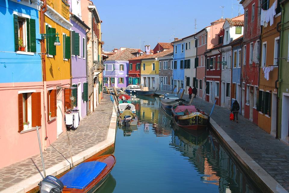 la plus belle ville d'Italie
